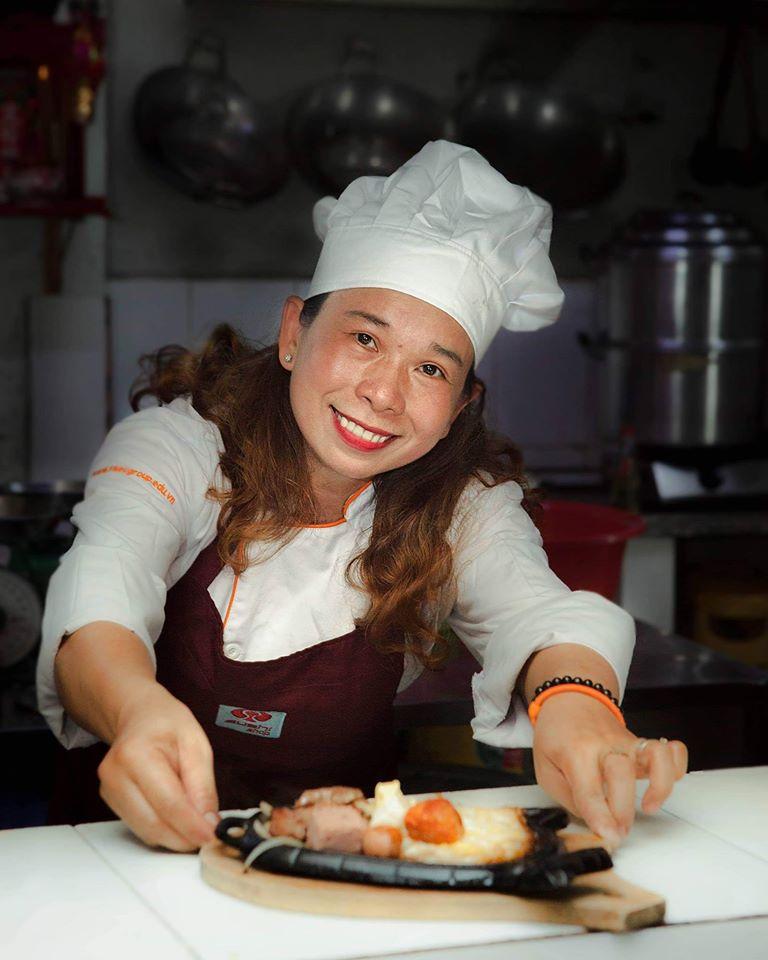 Đầu bếp Việt nấu món Tây bằng tất cả tình yêu