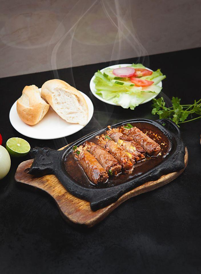 Beefsteak Củ Hành Tây