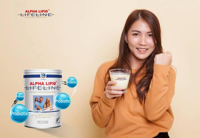 Sữa non Alpha Lipid Life Line