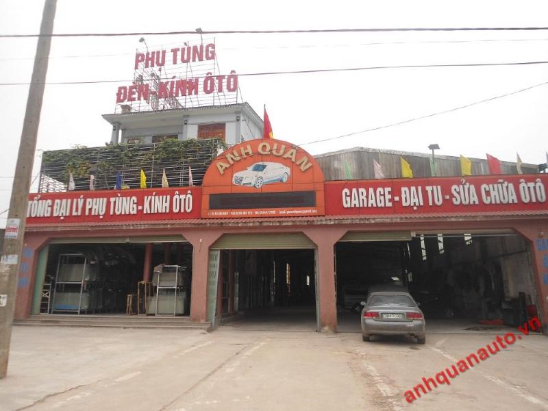 Garage Anh Quân
