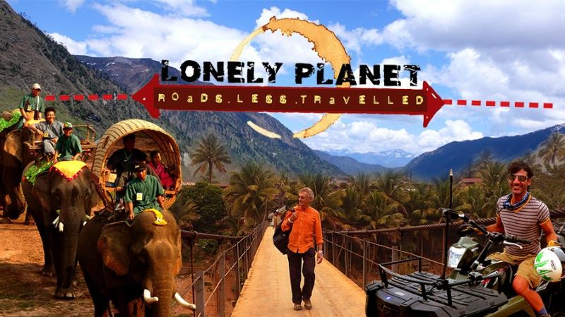 Lonely Planet là cái tên quá quen thuộc với những người thuộc