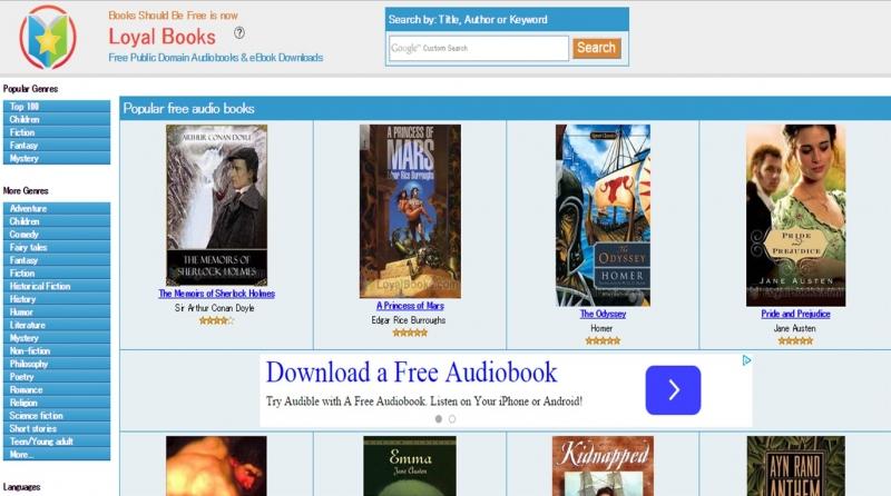 Top 10 trang web tải eBook miễn phí tốt nhất