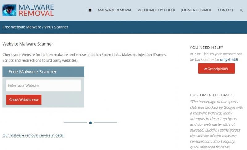 http://www.web-malware-removal.com/website-malware-virus-scanner/