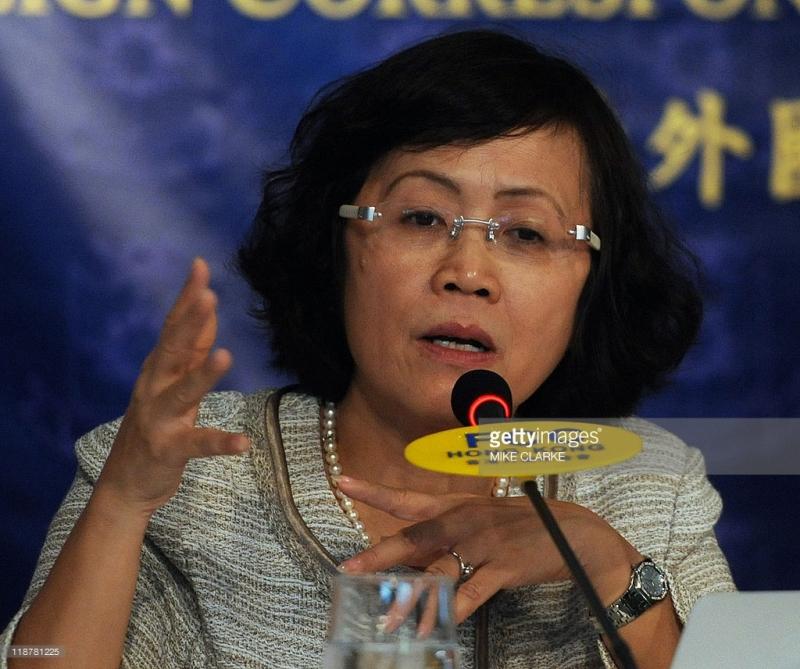 Hu Shuli (Hồ Thúc Lý)