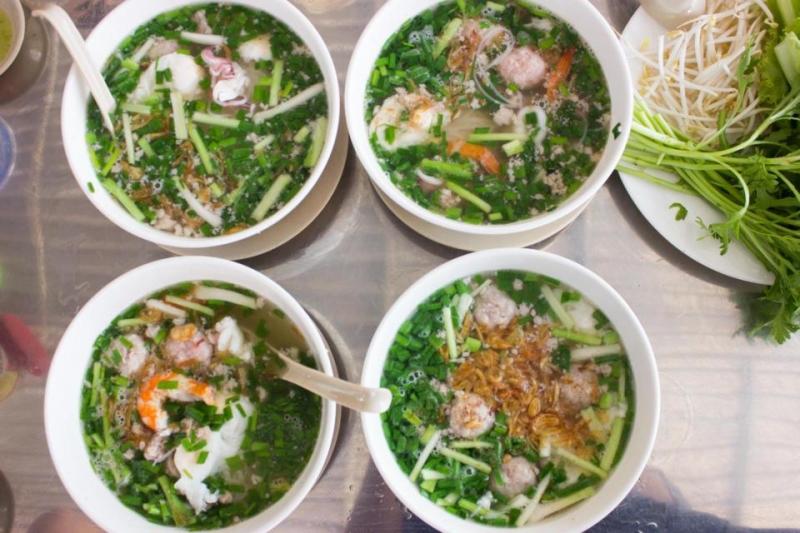 Top 7 Quán ăn sáng ngon nhất quận Thủ Đức, TP HCM