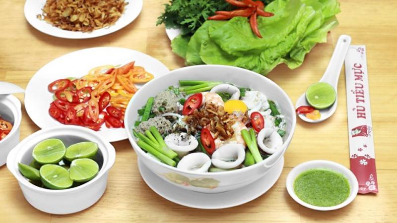Top 5 Quán hủ tiếu ngon ở quận Phú Nhuận, TP.HCM