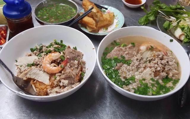 Hủ tiếu Nam Vang Huỳnh Ký