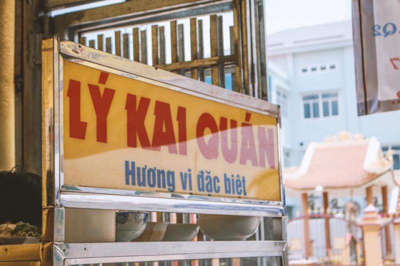 Hủ Tiếu Nam Vang Lý Kai Quán
