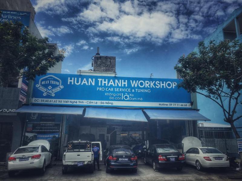 HUAN THANH WORKSHOP