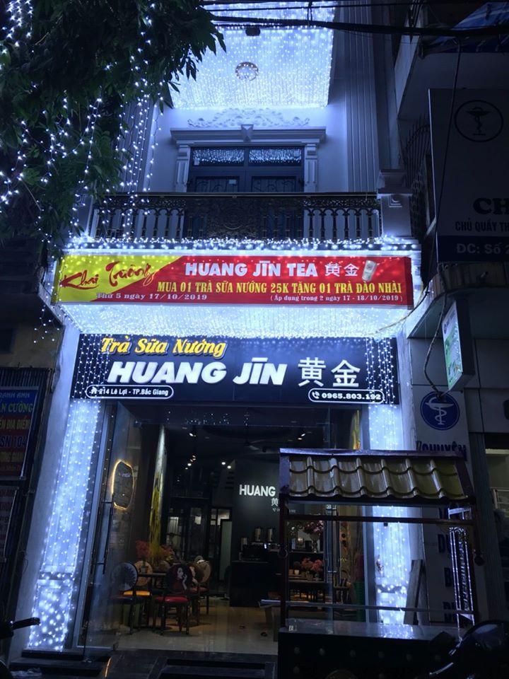 Quán Huangjin Tea