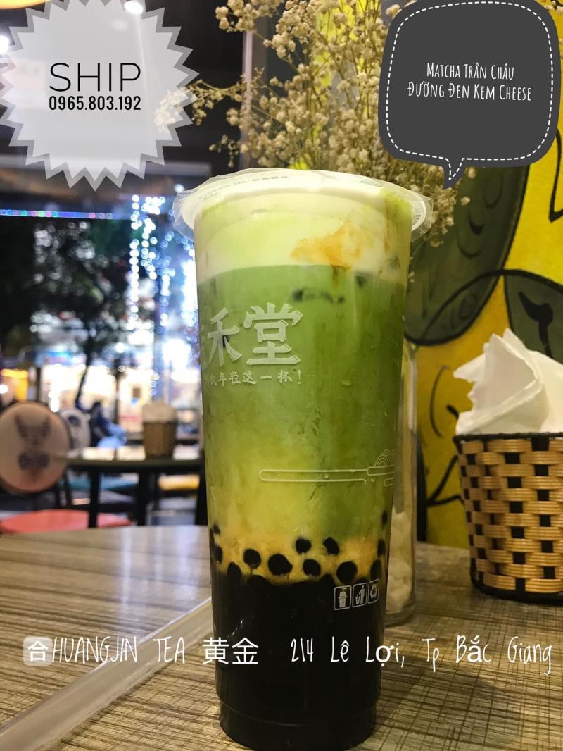 Huangjin Tea