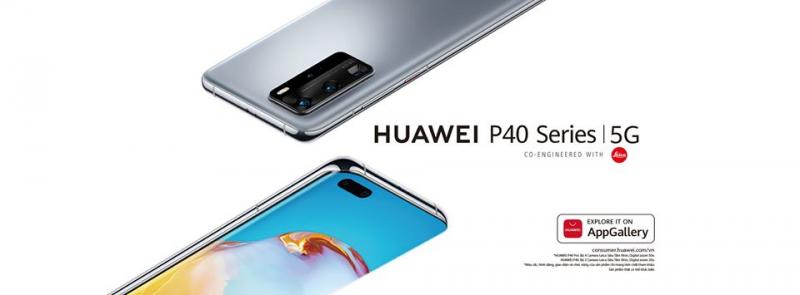Sản phẩm mới nhất của Huawei
