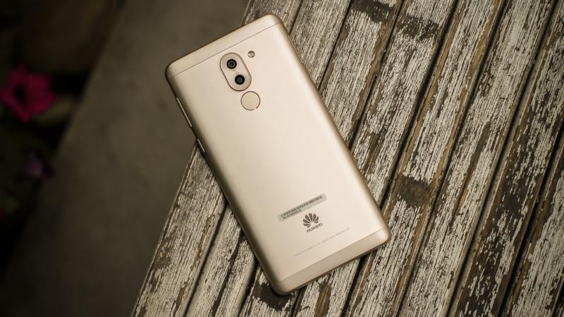 Mặt sau của Huawei Gr5 2017