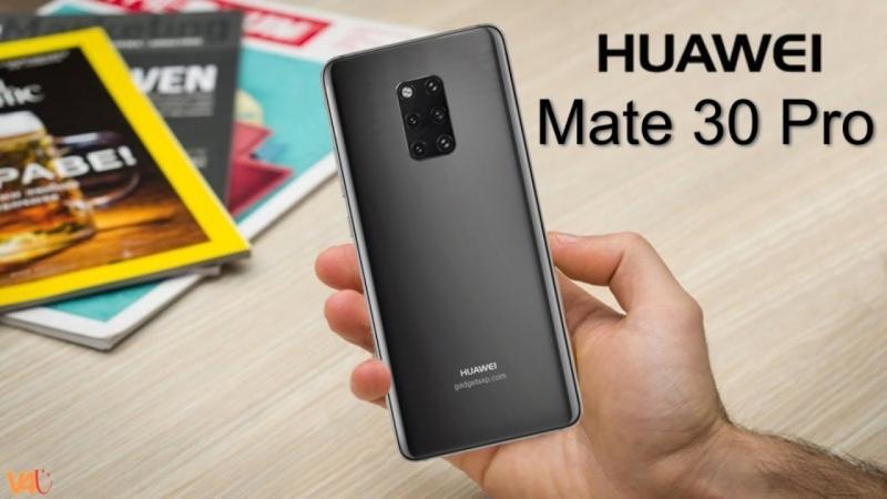 Huawei Mate 30 Pro & Mate 30