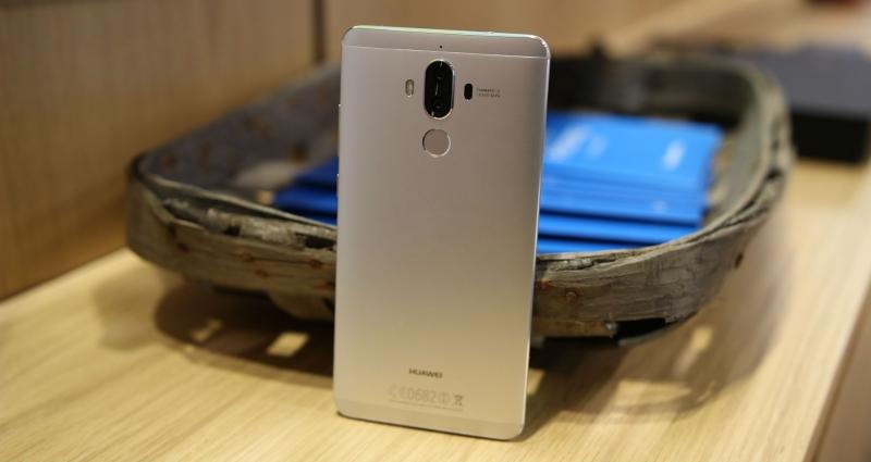 Huawei Mate 9, phablet rất đáng sở hữu với cấu hình cực kỳ mạnh