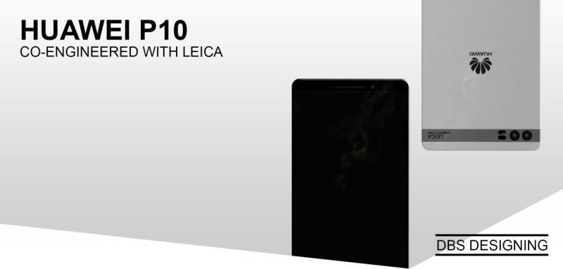Huawei P10 gần như chắc chắn sẽ giữ nguyên cụm camera kép Leica