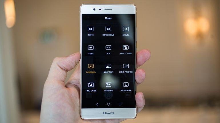 Huawei P9 - Với màn hình siêu lớn