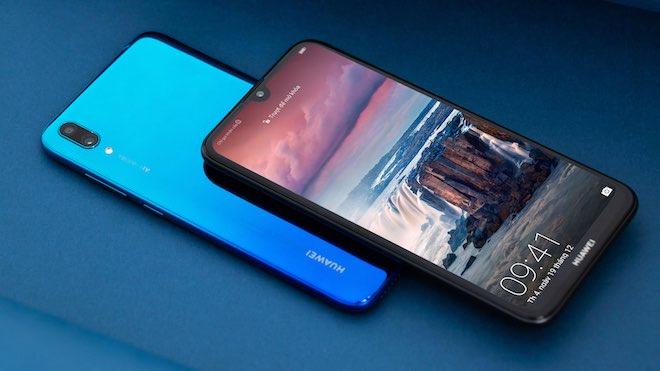 Huawei Y7 Pro (Pin: 4.000 mAh)