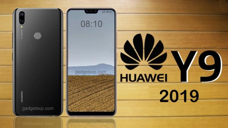 Huawei Y9 2019 (bản chính hãng) – Giảm 500.000 VND