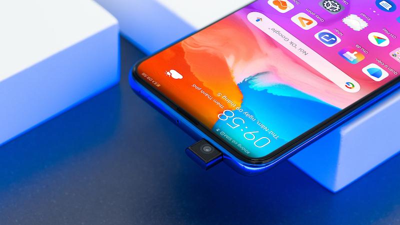 Huawei Y9 Prime   trang bị camera