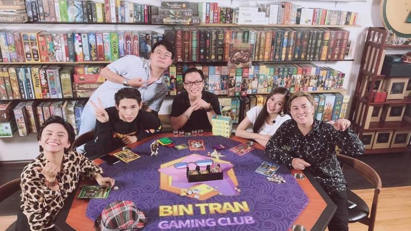 HUB Tavern - không gian cạnh tranh lành mạnh cho các bạn trẻ yêu board game