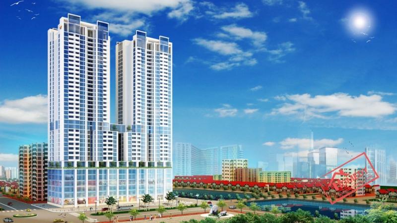 Chung cư New Skyline Văn Quán