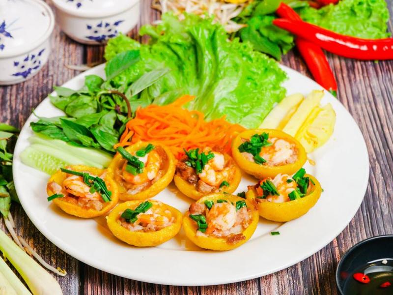 Món ăn tại HUẾ NGON