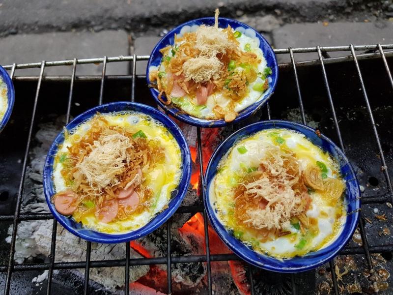 Hưn FOOD - Trứng chén nướng 10k