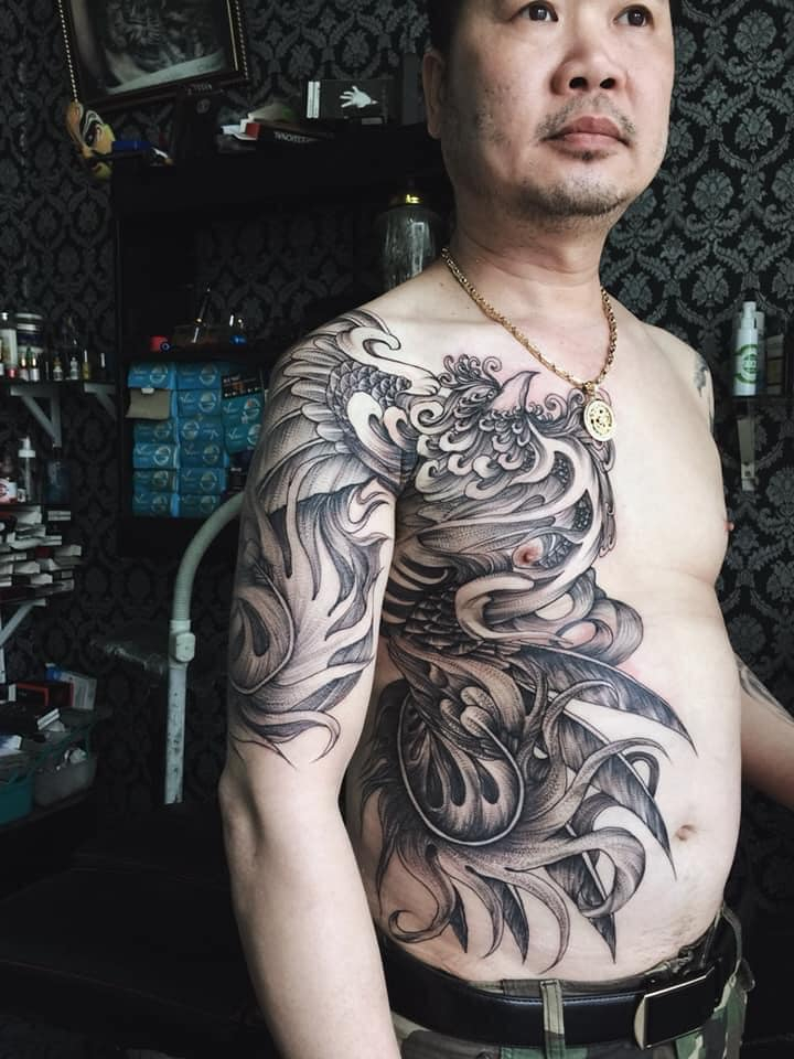 Hùng Art Bibang Tatoo