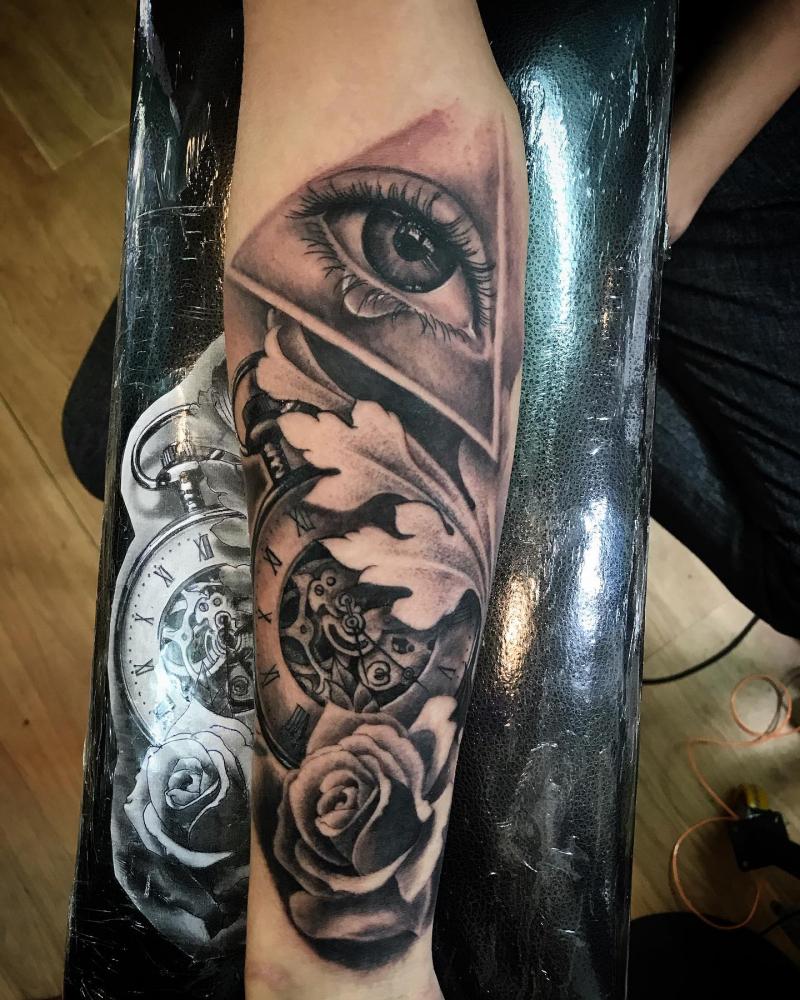Hùng Tattoo sẽ đem lại cho bạn hình xăm đẹp, lạ độc đáo