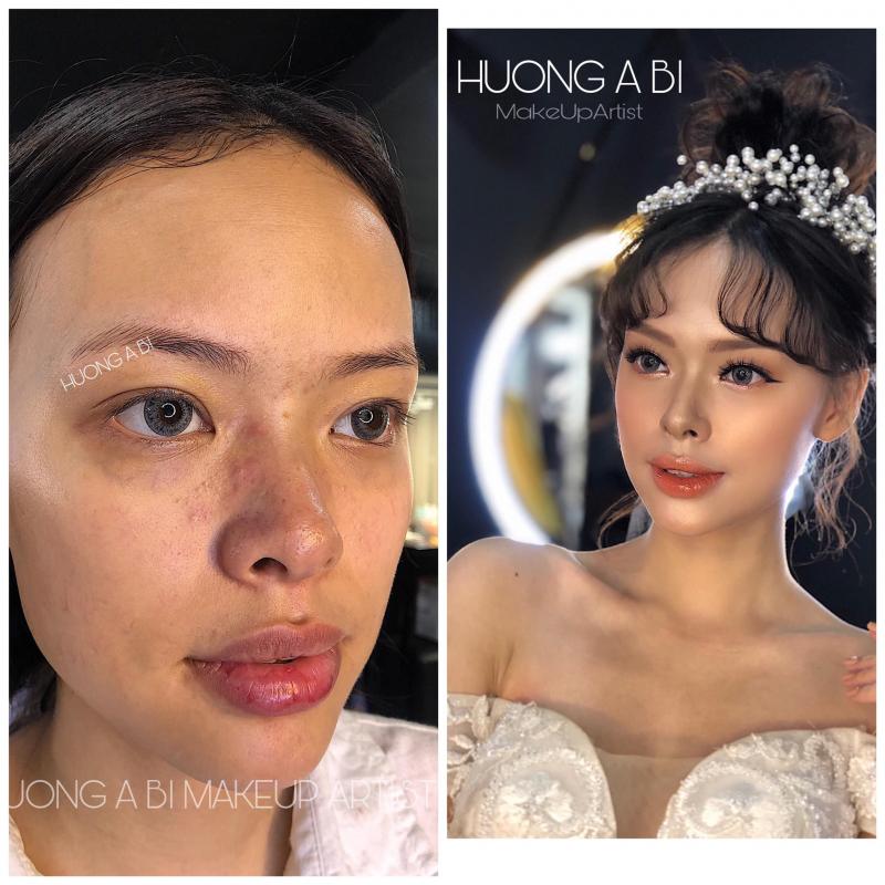 HUONG A BI Makeup & Store