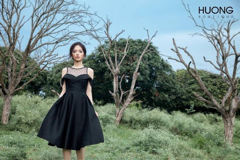 Các mẫu thiết kế thời trang tại Huong Boutique giúp các cô nàng đẹp và tự tin hơn