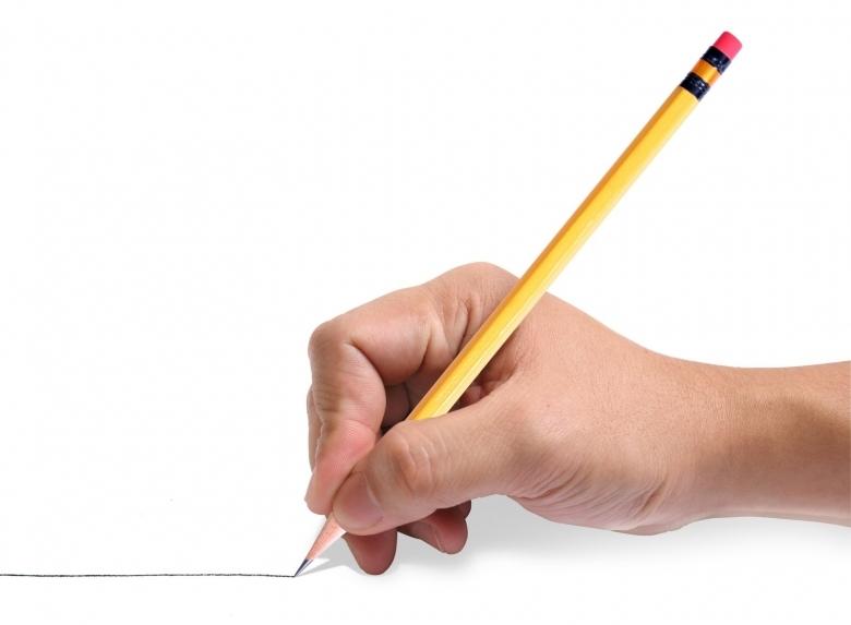 Hướng dẫn cách cầm bút đúng