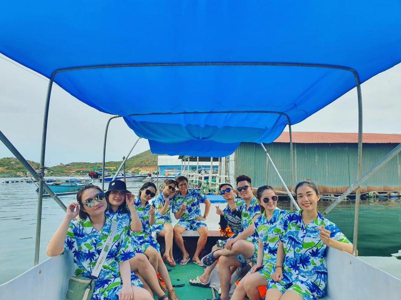 Hướng dẫn di chuyển tới đảo Bình Ba