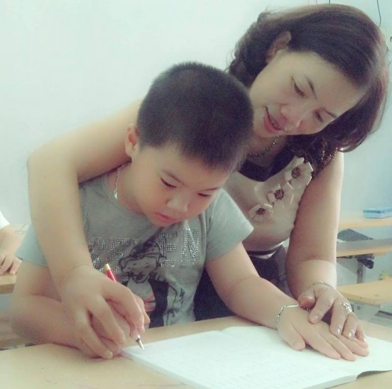 Hướng dẫn học sinh luyện viết