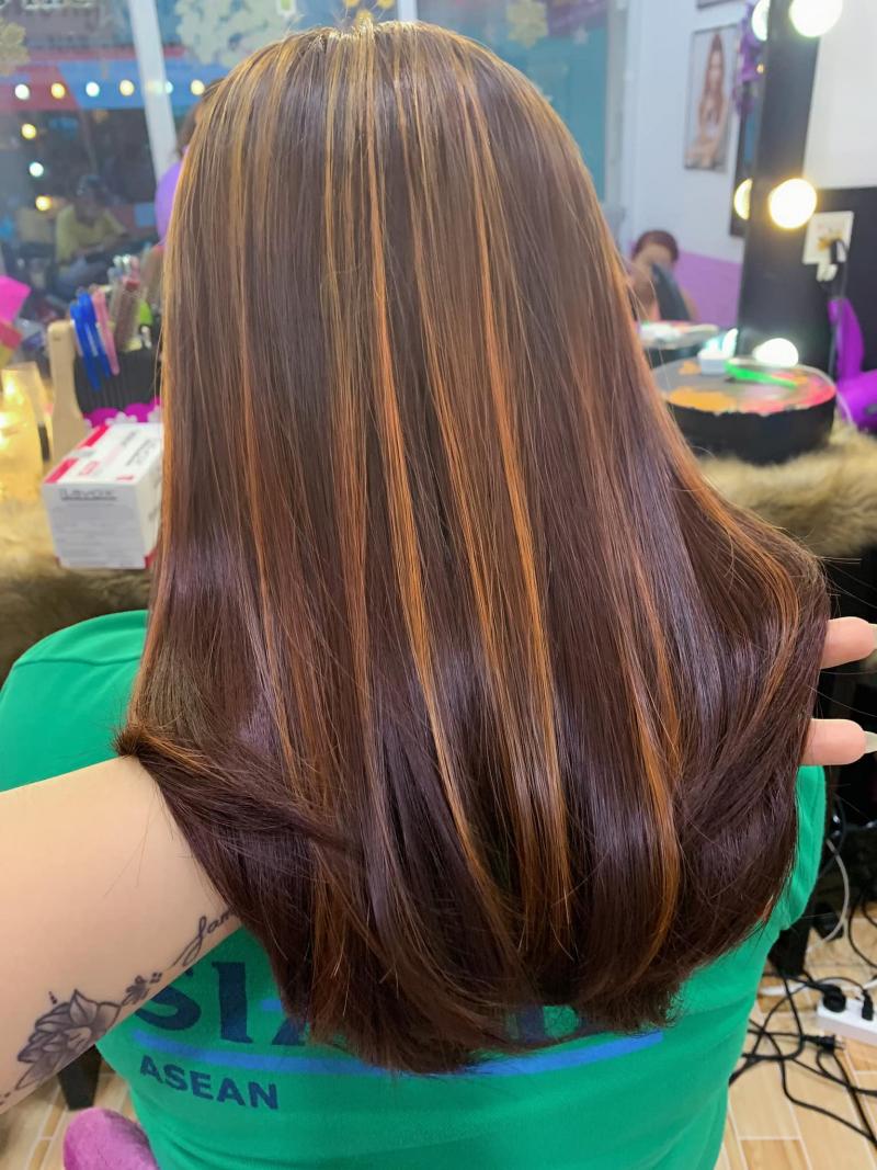 Hương Hiêu Hair - Nail - Make