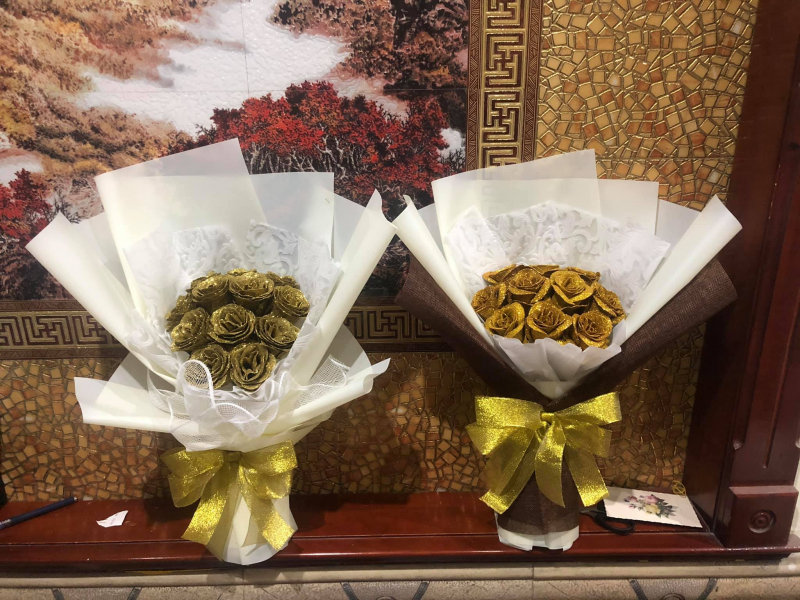 Huong Hong Flower