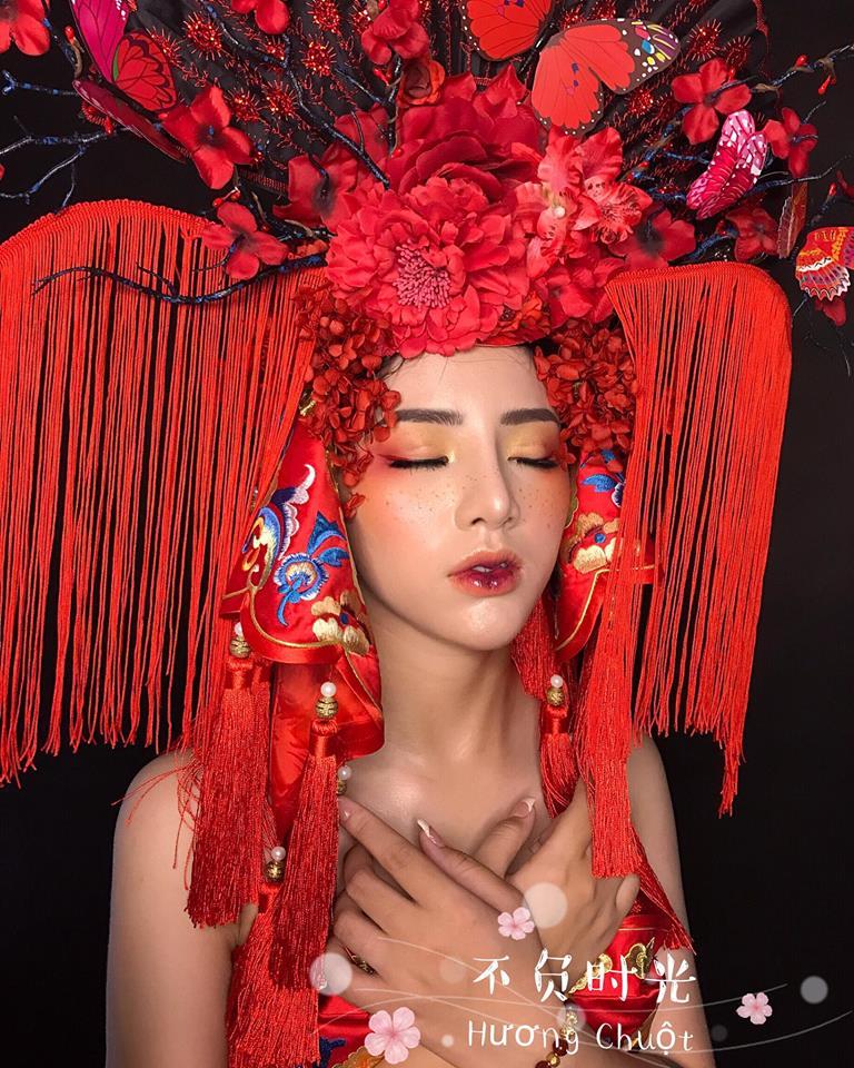 Huong Nguyen Makeup&Bridal.