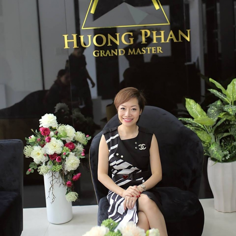 Huong Phan Beauty Academy