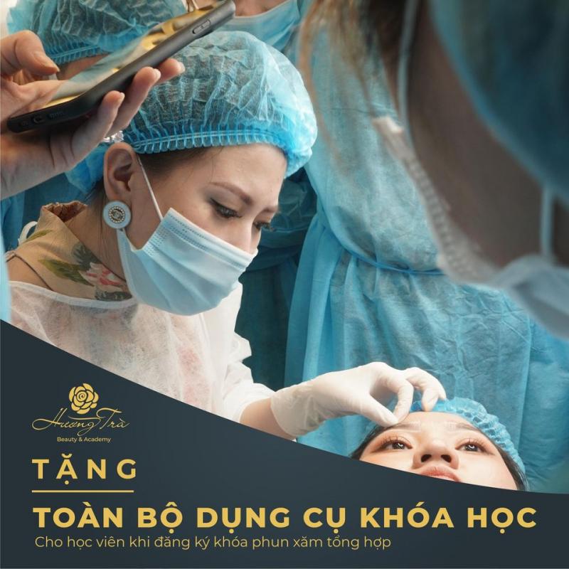 Hương Trà Beauty & Academy