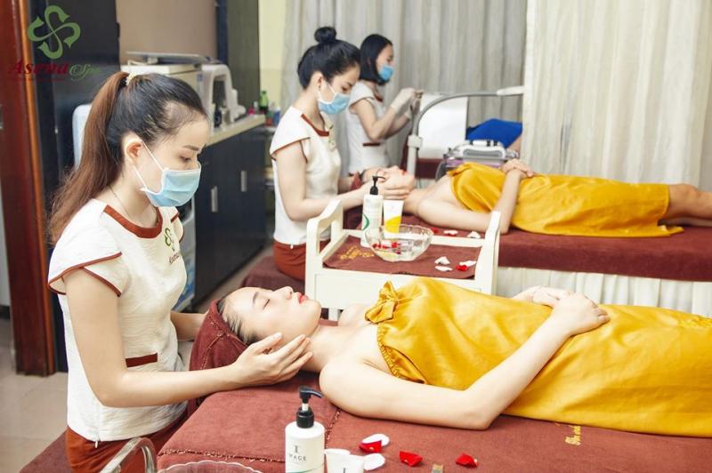 Huong Tran - Luxury Spa & Beauty Academy