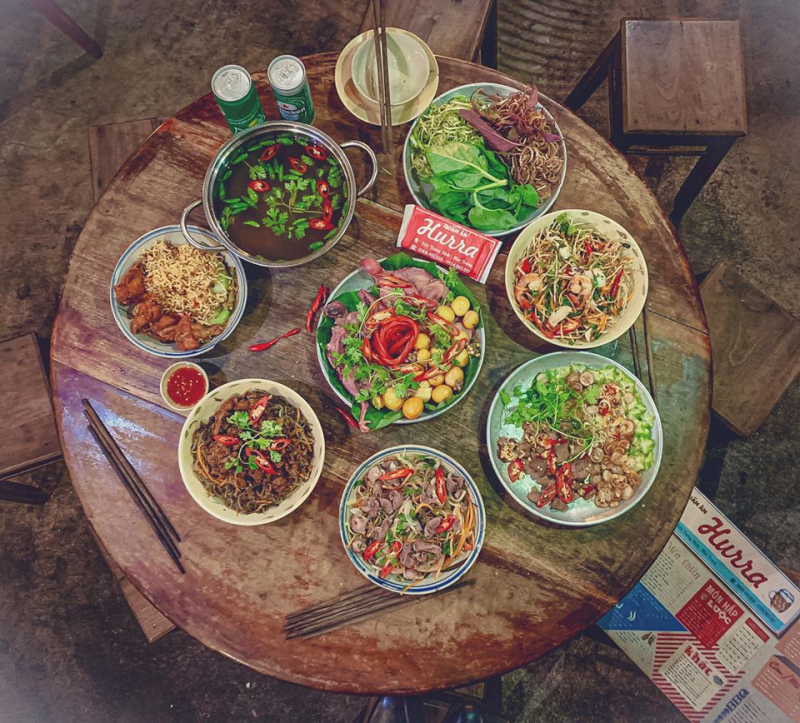 Hurra Beer là điểm đến được rất nhiều người yêu thích tại Nha Trang