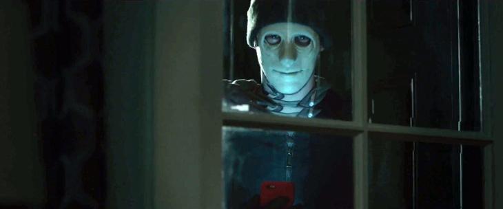 Tên sát nhân trong phim Hush