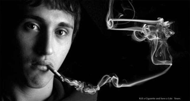 Hút thuốc lá có thể gây thoái hoá não