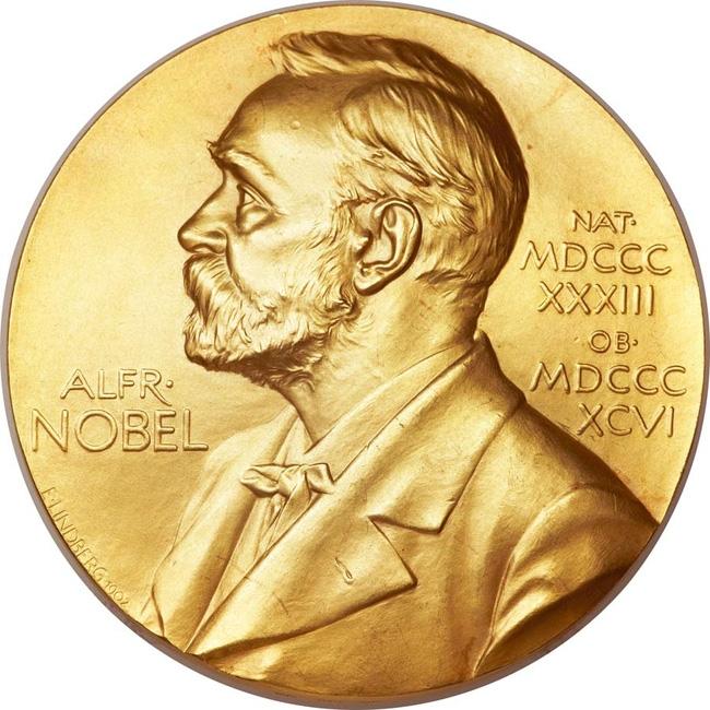 Huy chương vàng Nobel (1901)