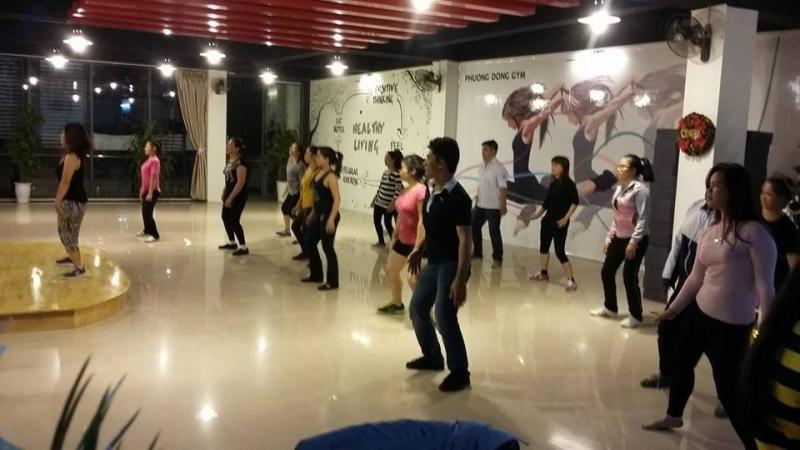 Phòng tập Gym Phương Đông