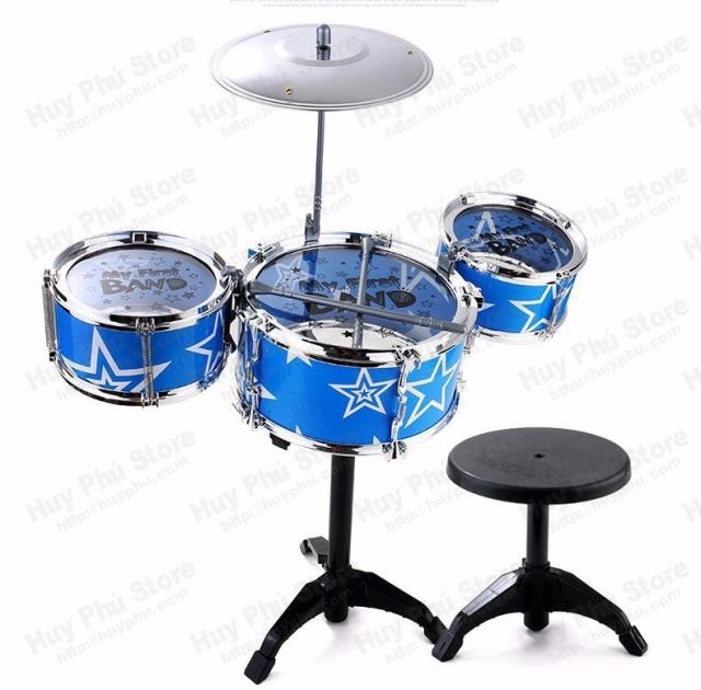 Bộ trống Jazz Drum cho trẻ em