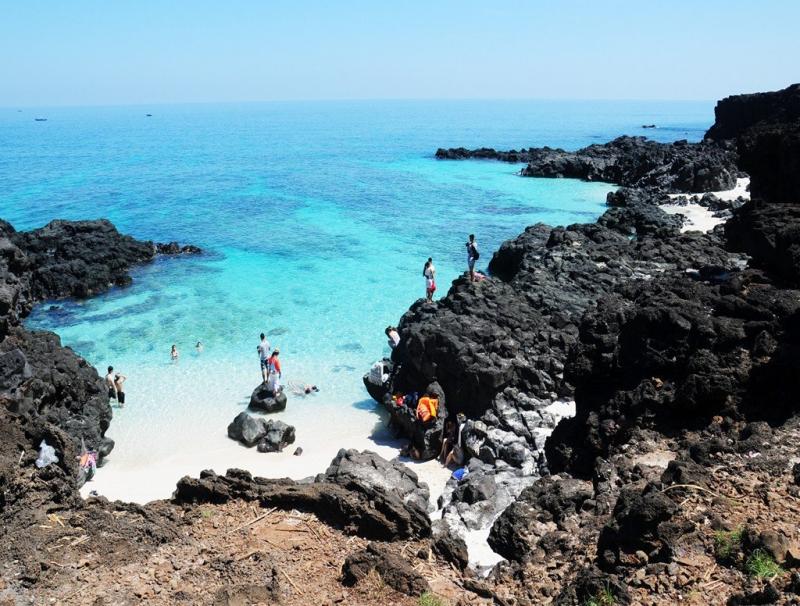 Huyện đảo Lý Sơn - Huyện đảo có mật độ dân số cao nhất