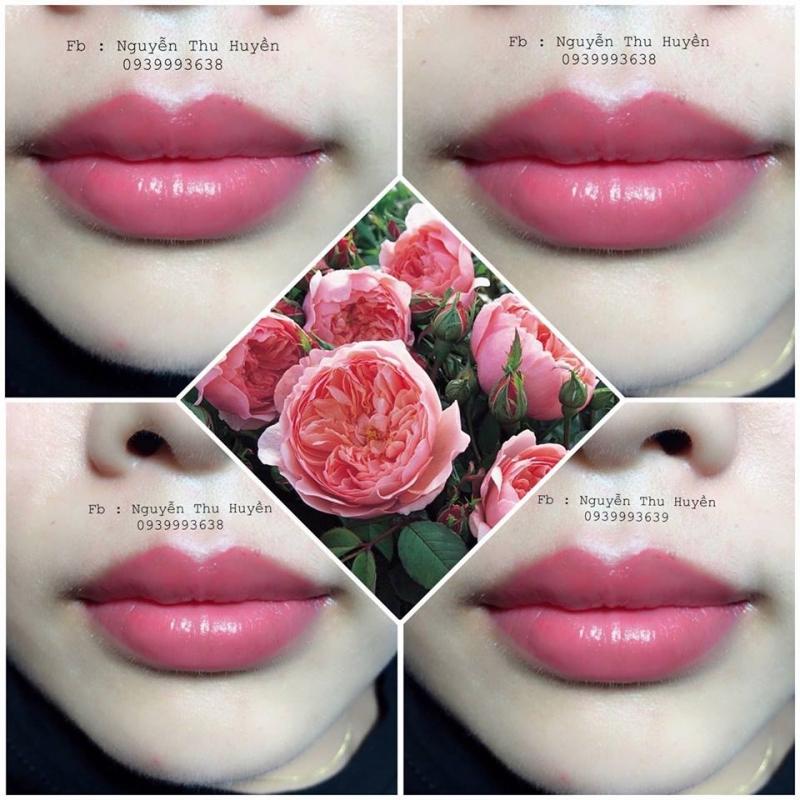Màu môi phù hợp cho các chị em thích vẻ đẹp tự nhiên