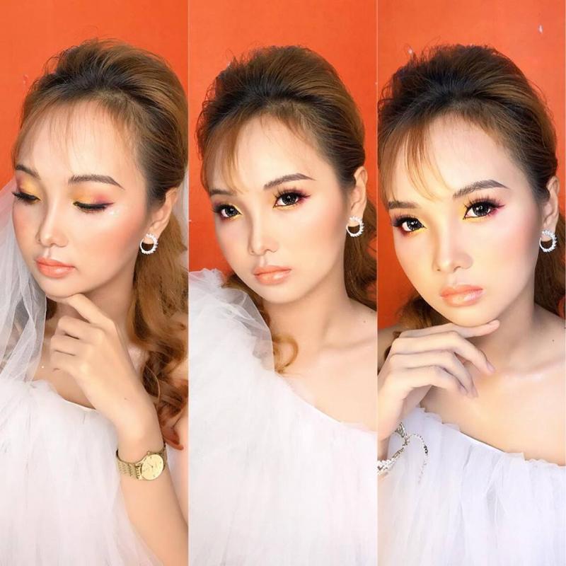 Huyền Nhân make up